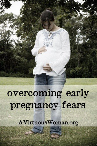 Overcoming Early Pregnancy Fears