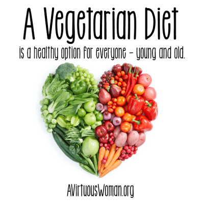 A Vegetarian Diet