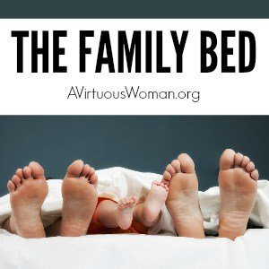 Co-Sleeping & The Family Bed