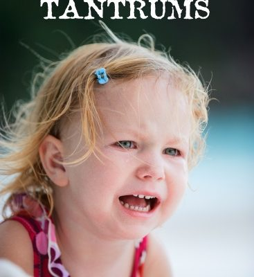 Triumphing Over Tantrums