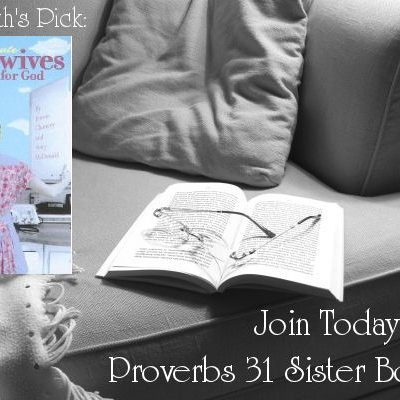 P31 Sister Book Club – October Pick