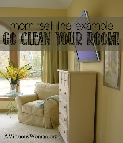 Go Clean Your Room!