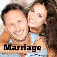 Love and Marriage on AVirtuousWoman.org