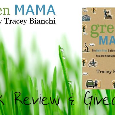Green Mama Book Giveaway Winner!