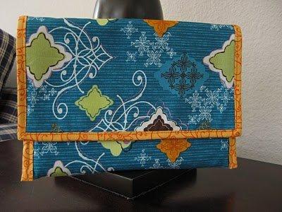 Handmade Kindle Cover