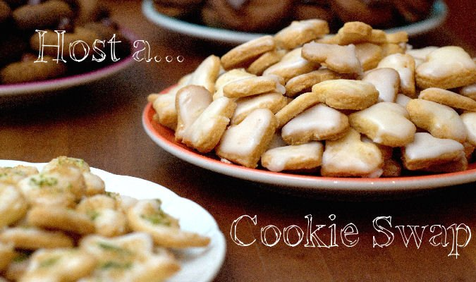 Host a Cookie Swap!