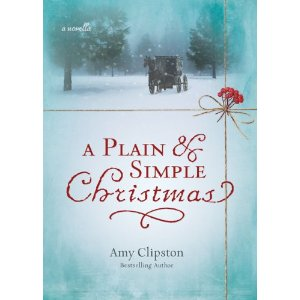 A Plain & Simple Christmas: Book Review