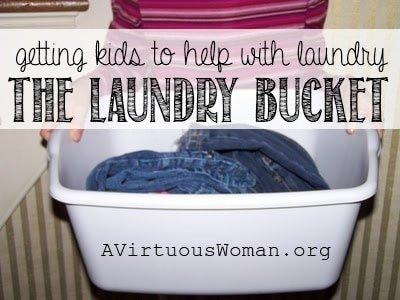 Laundry Buckets