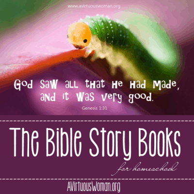 The Bible Story Books for Homeschooling: #1