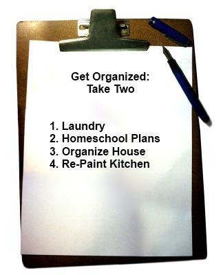 Get Organized: Take Two