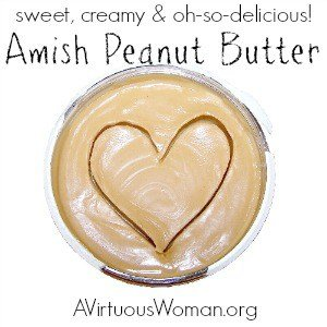 Melissa's Amish Peanut Butter