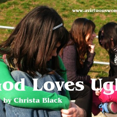 God Loves Ugly – Book Giveaway and Interview