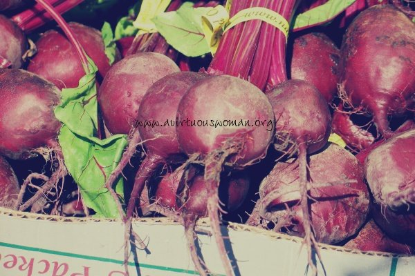 Preserving a Legacy: Pickled Beets