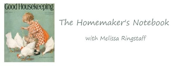 The Homemaker's Notebook