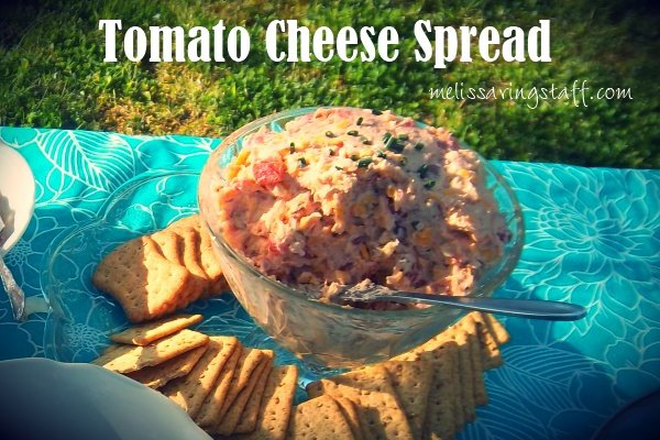 Tomato Cheese Spread
