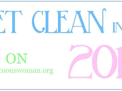 Get Clean in 2013