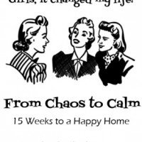 From Chaos to Calm: 15 Weeks to a Happy Home | A Virtuous Woman