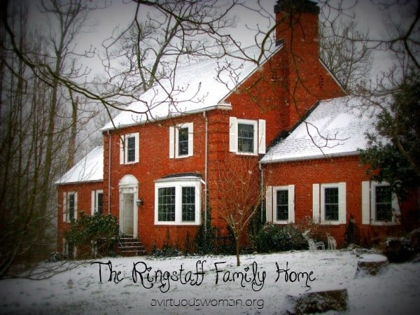 Home Sweet Home | A Virtuous Woman