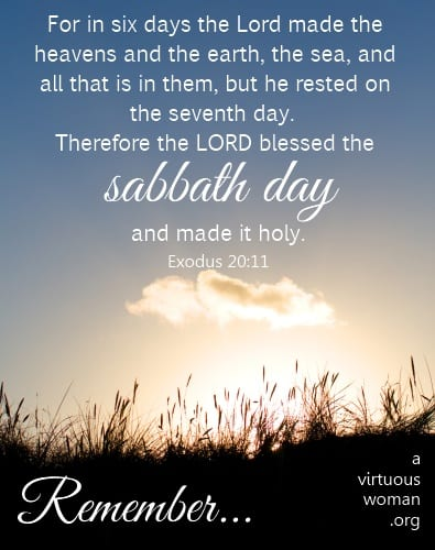 A Sabbath Day's Rest, Book Review, and Discussion - A ...