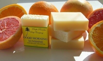 Good Morning Sunshine Soap Giveaway | A Virtuous Woman
