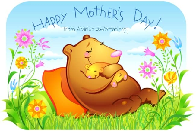Motherhood  | A Virtuous Woman