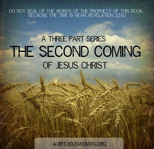 The Second Coming {Part Two}