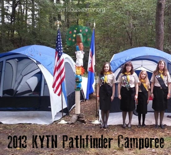 KYTN Pathfinder Camporee | A Virtuous Woman