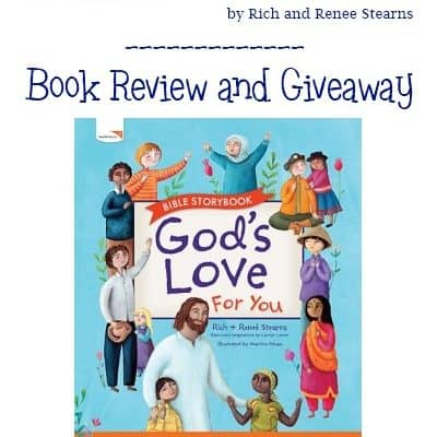 God's Love for You {Book Review}