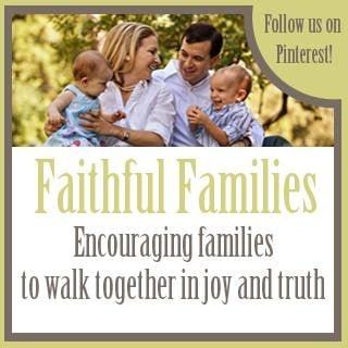 Faithful Families on Pinterest