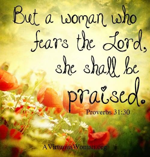 10 Virtues of the Proverbs 31 Woman Series {Faith} @ AVirtuousWoman.org #proverbs31