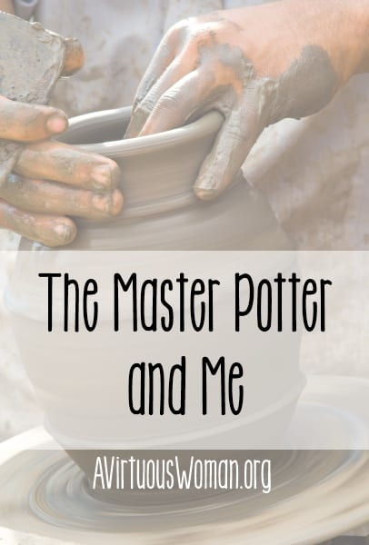 The Master Potter and Me {Guest Post}