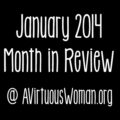Month in Review {January 2014}