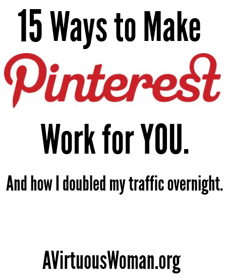 How to Make Pinterest Work for Your Blog
