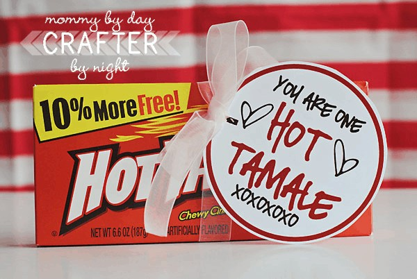 One Hot Tamale Valentine @ Mommy by Day Crafter by Night
