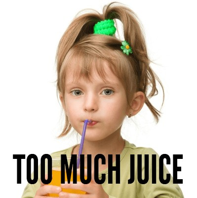 Too Much Juice @ AVirtuousWoman.org