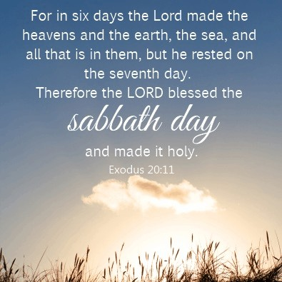 The Sabbath: A 3 Part Review and Discussion of the book 24/6: Prescription for a Happier, Healthier Life by Dr. Matthew Sleeth @ AVirtuousWoman.org