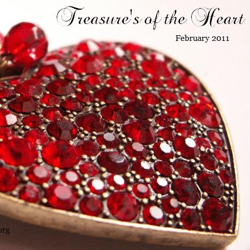 Treasures of the Heart @ AVirtuousWoman.org