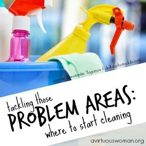 Problems Areas {In Your Home}