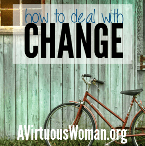 How to Deal with Change