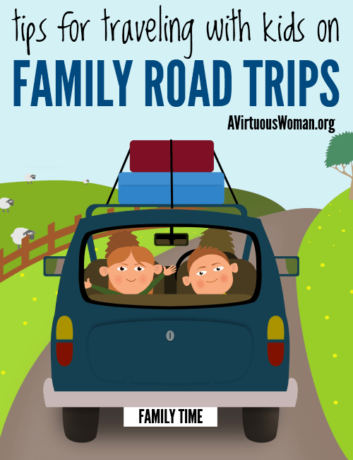Elegant Tips For Family Road Trips