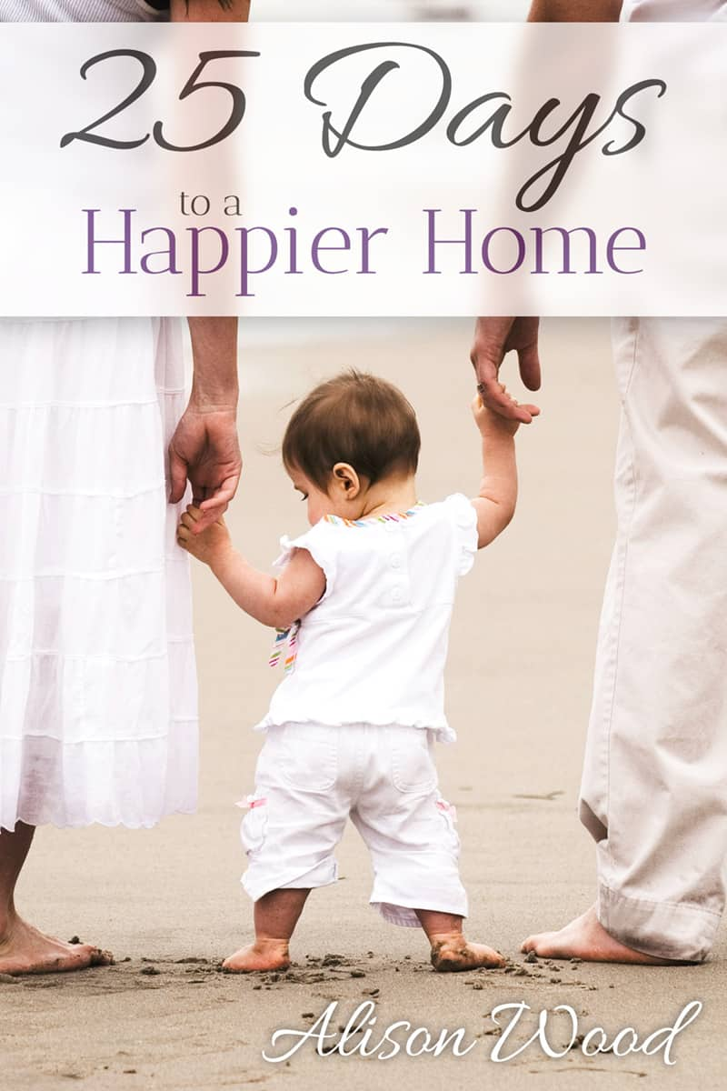 25 Days to a Happier Home {Review and Giveaway}