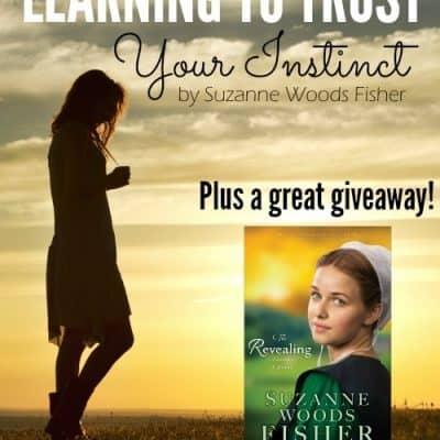 Learning to Trust Your Instincts {Guest Post}