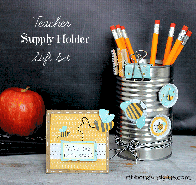 Teacher Supply Holder