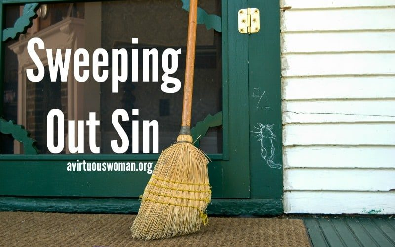Sweeping Out Sin