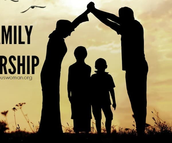 Family Worship {Day 58}