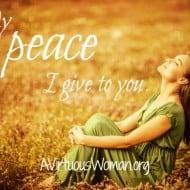 John 14:27 {Rest}