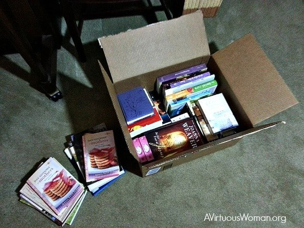 15 Ways to Get Rid of Your Stuff @ AVirtuousWoman.org #atimetoclean #clutter