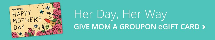 groupon mother's day shop_gift card