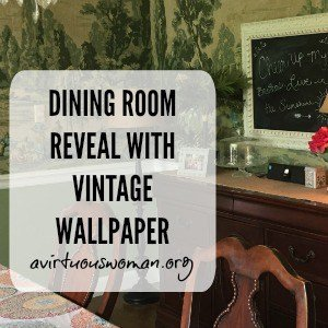 Dining Room Reveal + Decorating a Space that Isn't You
