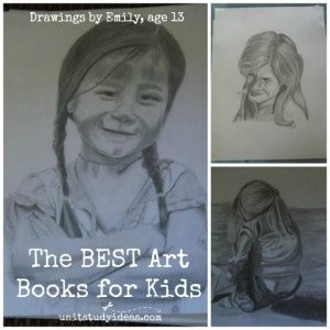 The BEST Art Books for Kids